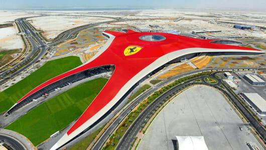 日本からいちばん近い! フェラーリが中国に新テーマパークの建設を決定