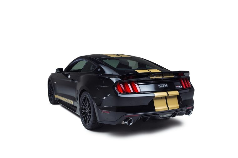"""Shelby GT-H celebrates 50th anniversary of Ford ShelbyHertz GT350-H """"Rent-A-Racer."""""""