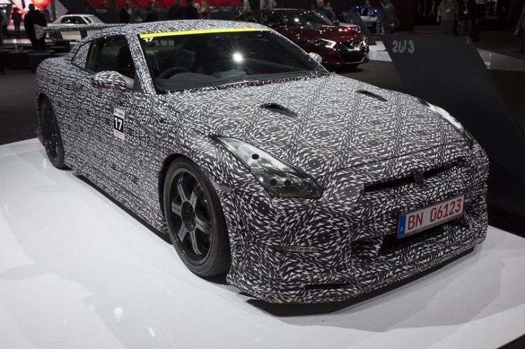 2015 Nissan GT-R R35 NISMO Nürburgring lap record holder
