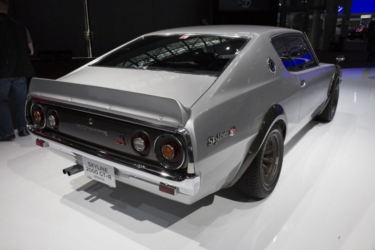 1971 Nissan Skyline 2000 GT-R Hakosuka