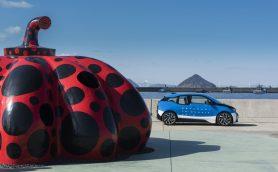 BMW iが瀬戸内国際芸術祭をサポート! 現代アート×i3のプレゼントキャンペーンも