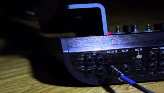 新世代のギタープロセッサー! Line 6「Helix」が最強すぎる【動画】