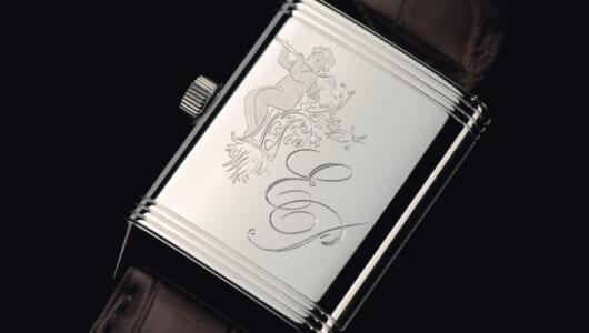 世界に一本! 自分だけの腕時計を作る「刻印オーダー」活用術