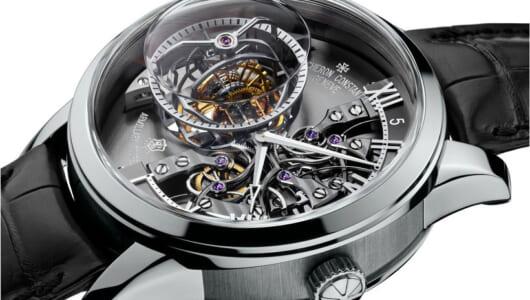 世界で最も複雑な懐中時計から生まれた 1点ものの超絶時計を速攻チェック!