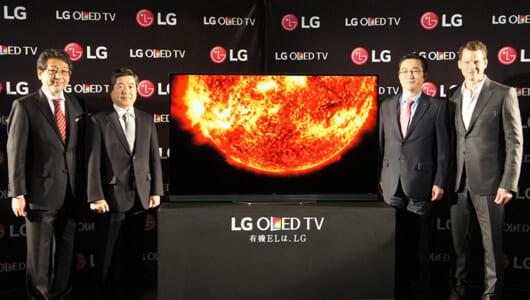 """有機ELはLGが1歩リード! """"別次元画質""""の有機ELテレビ3シリーズが登場"""