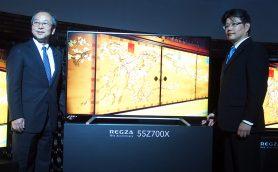 東芝の意気込みを感じる新4Kレグザ「Z700X」が登場! 圧倒的な精細感の8Kレグザも