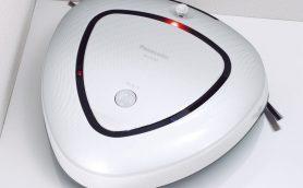 三角だから部屋の隅までゴミが取れる!  ロボット掃除機「ルーロ」の新モデル