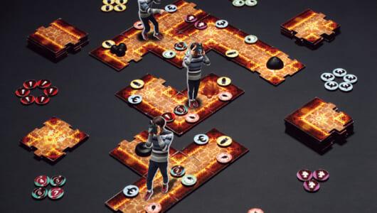 すでに名作確定! プロが絶賛する世界初のVRボードゲーム「アニュビスの仮面」とは?