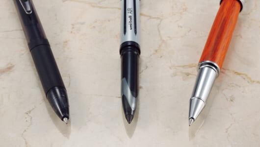 ボールペンはいつの間にここまで進化したのか? その機能性を文房具ライターが本気で採点!