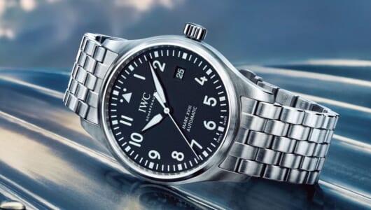 腕時計業界はスマートウオッチならぬ「スマートサイズ」が流行中!