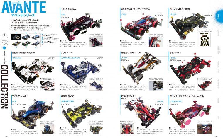 ↑ベースモデルで一番人気は、アバンテシリーズ。アバンテJr.から、最新エアロ アバンテまで、コンデレマシンが目白押し!
