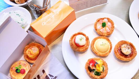 あのカリスマパティシエが江ノ島の絶景の地にキッシュ専門店をオープン!