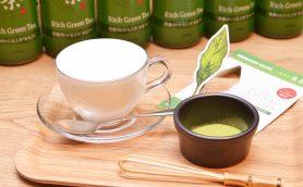 驚きの新食感! 千駄ヶ谷エクセルシオール カフェ限定の「食べる生茶」とは?