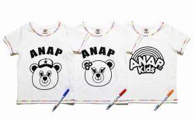 子どもの落書き全然OK! 毎日違う色にできるTシャツとは?