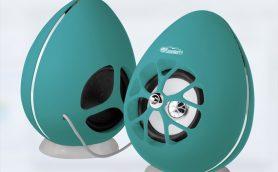 初音ミクがスピーカーになった!?  超ロングセラー「卵型PCスピーカー」とグッドスマイルカンパニーの限定品