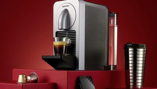 IoTの波がコーヒーメーカーにまで! Bluetooth機能搭載のネスプレッソ「プロディジオ」