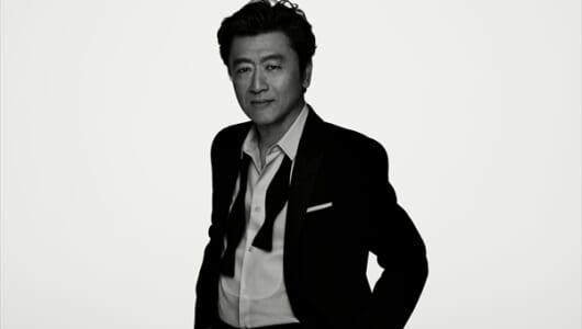 桑田佳祐がUCC新CMで新曲「大河の一滴」を熱唱!