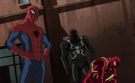 最強のクモ軍団誕生!『アルティメット・スパイダーマンVSシニスター・シックス』4・5スタート