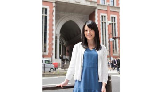 キットカット受験生応援キャラクター・桜井美南が慶應大生に! 「キャンパスライフの経験をお芝居に生かしたい」
