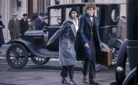 ハリー・ポッターよりもオシャレ!? 『ファンタスティック・ビーストと魔法使いの旅』新写真公開