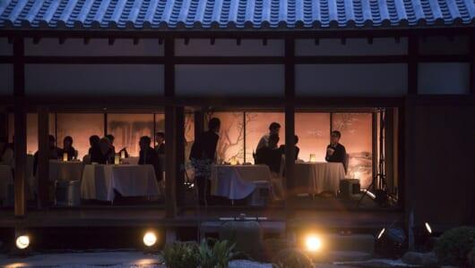 10万円でも安い!? 尾道の国宝で味わうディナー「DINING OUT」が示すもの【前編】