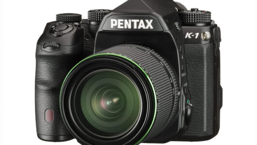 ペンタックス初のフルサイズデジタル一眼レフ「K-1」の発売日が4月28日に決定
