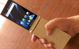 【レビュー】二つ折りスマートフォン「MUSASHI」はガラケーの代わりになるのか?