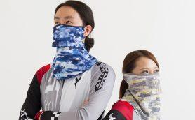 日焼け止めはイヤ! でも焼けたくない、という男性のためのUVカットマスク「ヤケーヌフィット」