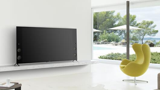 【ニュース】映画&ドラマ鑑賞に最高! HDR対応の新バックライト技術を搭載したソニー 新・4Kブラビア「X9300D」