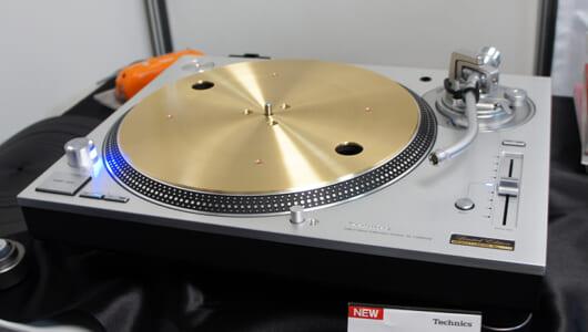 テクニクスの33万円のレコードプレーヤー限定300台が30分で完売! タッグを組んだ国内メーカー3社がアナログブームを盛り上げる