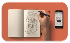 書いたそばから自動でデジタル化! 手書き派注目のモレスキン「スマートライティングセット」