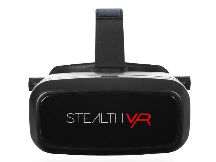 ↑「STEALTH VR」