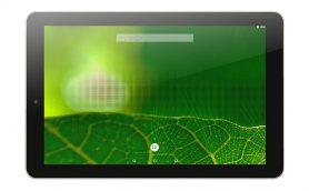 Google Playストア非対応で安心! オンキヨーブランドの業務用10.1型Androidタブレット