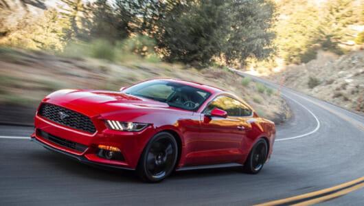 ホント!? 3月にドイツでいちばん売れたスポーツカーは……フォード・マスタング!