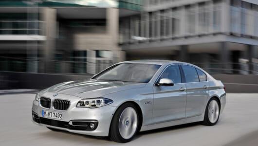 そろそろ新型の噂も? 現行BMW5シリーズの販売が6年間で200万台を達成!