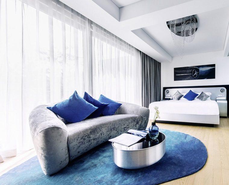 """""""Mercedes-Benz Living @ Fraser"""" jetzt auch in Singapur - Exklusive Premium-Appartements für junge Business- und Freizeitzielgruppen."""