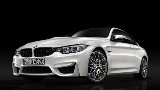サーキット派のアナタに! BMW M3/M4に「コンペティション・パッケージ」が新設定