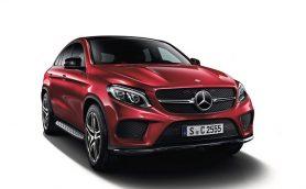 それはクーペか、SUVか!? メルセデス・ベンツが新型GLEクーペをリリース