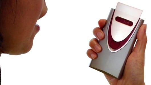 将来、鍵はきっとこうなる! 日立とホンダがアルコール検知機能付きスマートキーを開発