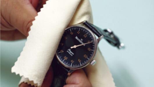 知っていそうで意外に知らない腕時計の手入れとマナー【第3回】