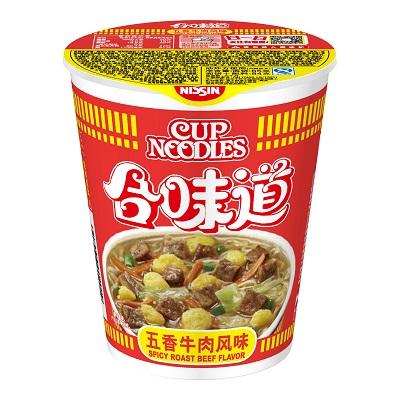 中国_カップヌードル_五香牛肉風味