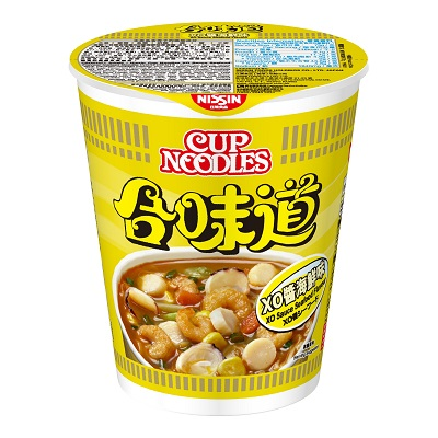 香港_カップヌードル_XO醤海鮮味