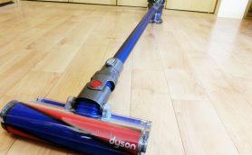 ダイソンのスティック掃除機はなぜ人気があるのか? V6 Fluffyの魅力を改めて検証