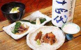 日本酒ファン必訪! あの「十四代」を広めた聖地「串駒」を知っていますか?