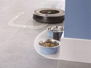 ↑同アイテムを中心に半径60cmの範囲の進入を防ぐヘイローモード。ペットの水飲み場などに置くと安心だ