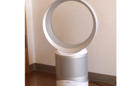室内も室外も空気の汚れがスマホで見える!? ダイソンの空気清浄機能付ファン「Dyson Pure Cool Link」の驚きの機能【レビュー】