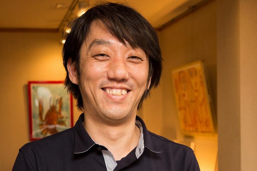 ↑マネージャーの塚本大輔さん