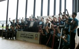 スカイツリーをキレイにする「ギネス世界記録」とは? 292人で勝ち取った前人未到の栄冠