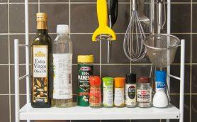よく使う道具をまとめると調理が大幅時短! 戸棚&キッチンのマストアイテム10選 Part1