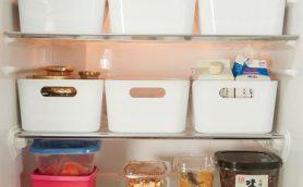 イケアではかどる冷蔵庫収納! 複数使いで見違えるようにスッキリ!